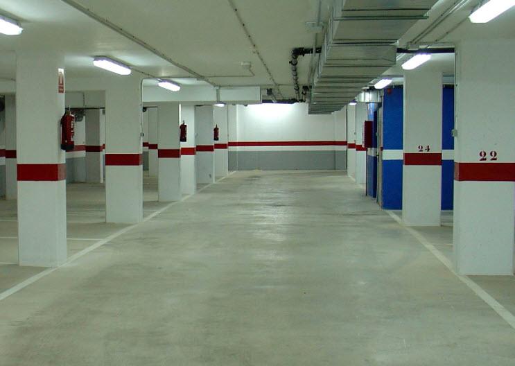 tasacion plaza de garaje madrid